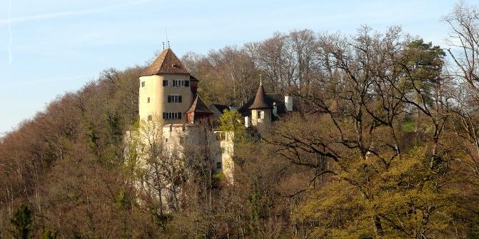 Wanderung Schloss Wildenstein Wanderung Outdooractivecom