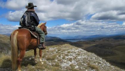 Horse riding tour, Reiten Tour
