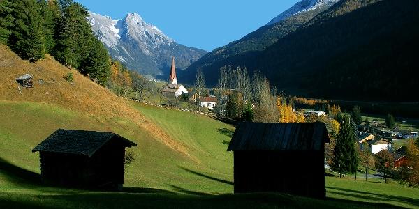 St. Jakob am Arlberg © TVB St. Anton am Arlberg, Foto Burger Wolfgang