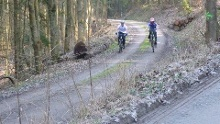 "Mountainbike-Strecke ""Rund um Amorbach"""