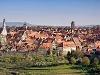 Blick auf Rothenburg o.d.T.   - © Quelle: Rothenburg Tourismus Service