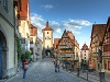 Innenstadt Rothenburg o.d.T.   - © Quelle: Rothenburg Tourismus Service
