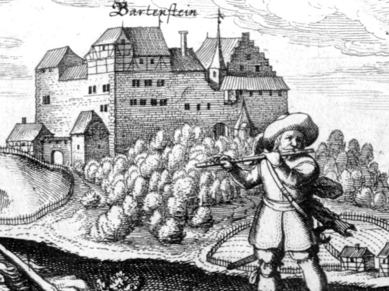 Historisches Bartenstein   - © Quelle: Wikipedia