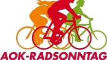 AOK-Radsonntag 01.06.2014 Mountainbiketour rund um Blaustein Start und Ziel Bad Blau