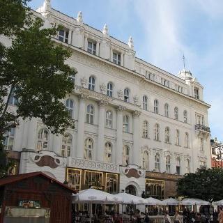 Café Gerbeaud - Budapest