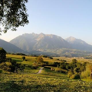 Vista Val Lomasona
