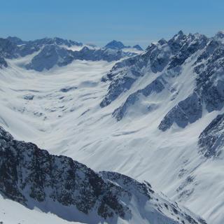 Skitourentraum