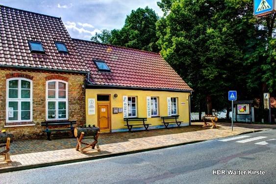 Tourist Information im Wegener Museum