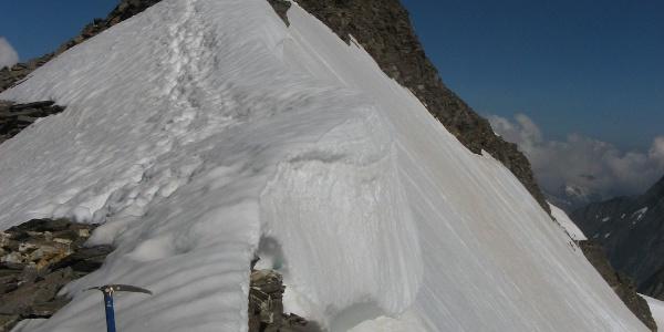 Gipfel des Schalfkogel