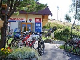 Bike rental TATRASPORT ZAMPA