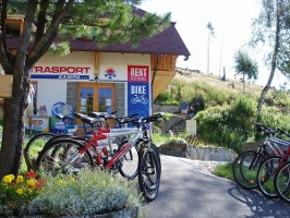 Požičovňa bicyklov TATRASPORT ZAMPA