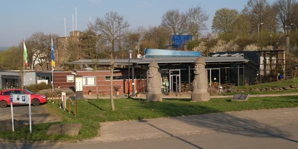 Loreley-Extratour, Besucherzentrum