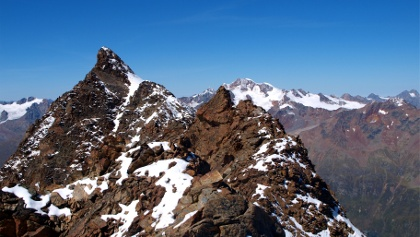 Großer Ramolkogel 3550 m