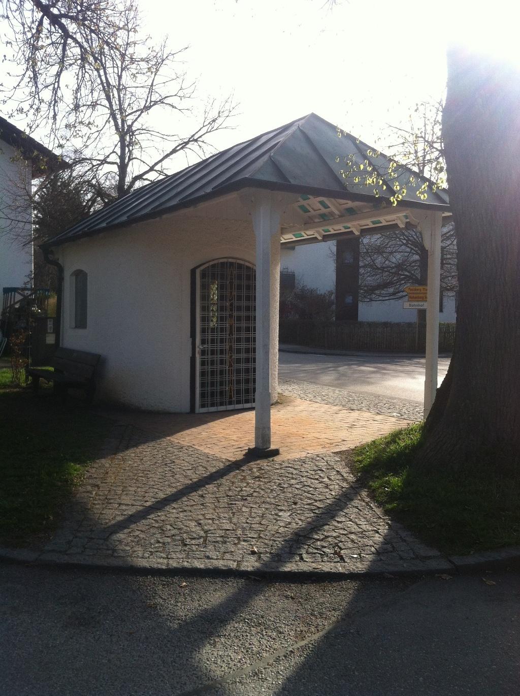 Lourdeskapelle (Antonie Schmid)