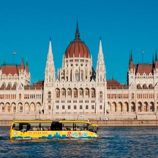 Ungarisches Parlament - Budapest