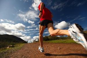 Running PROFI track