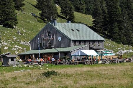 Die Riesenhütte