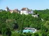 Stadtansicht Vellberg mit Freibad   - © Quelle: Stadt Vellberg, Hans Ebert