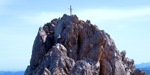 Blick NO Gipfel 2606 m