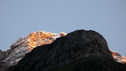 The Gross Kastel above Randa