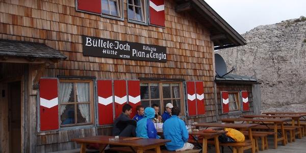 Büllelejoch Hütte 2528 m