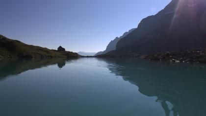 Wir starten am Großen Gradensee
