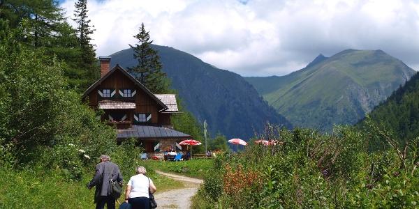 Rotgüldenseehütte 1740 m