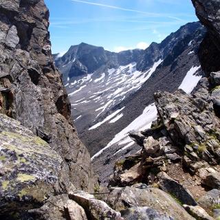 Wastlkarscharte 2721 m
