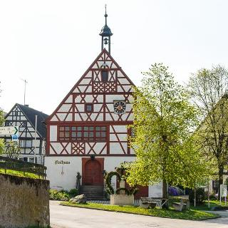 Rathaus Gemeinde Gerolfingen in Aufkirchen