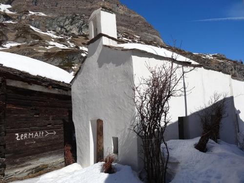 Zermatt-Zmutt (via Bielti/Furi) (Nr. 120)