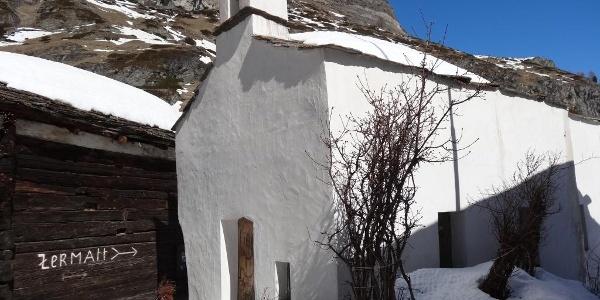 Mutt (Zmutt) chapel