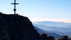 Gipfelkreuz Hochgolling 2862 m