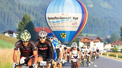 Rad-Marathon Tannheimer Tal Start