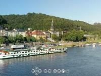 Foto Panorama - Blick auf Bad Schandau