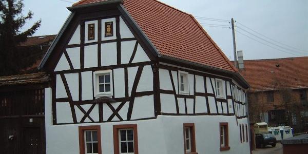 """Das """"Vogelnest"""" Ebertsheim"""