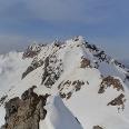 Der Gipfel des La Colombara.