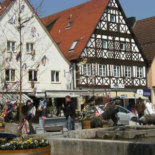 Marktplatz Ebermannstadt