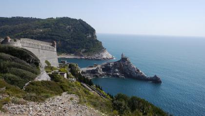 Castello Doria in Portovenere