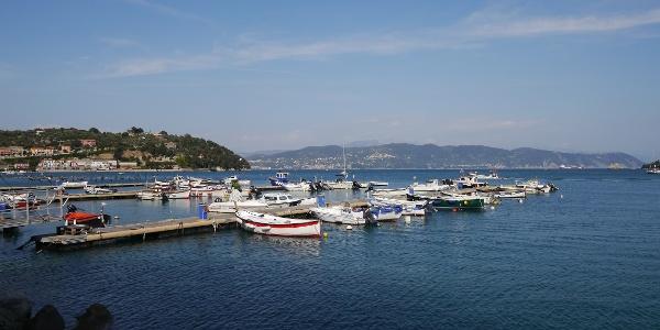 Hafen von Portovenere
